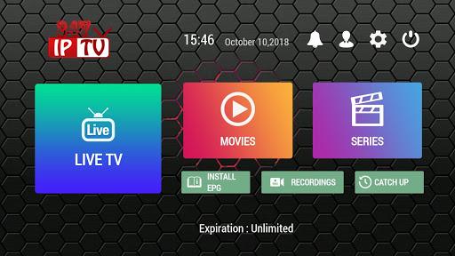 247 IP TV For Smart TV 2.1.2 screenshots 1