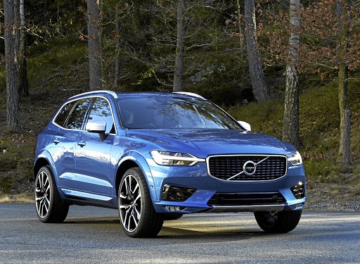 The Volvo XC60 is the 2018 World Car of the Year and will be in SA in a few months time. Picture: NEWSPRESS UK