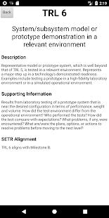 Technology Readiness Levels - náhled