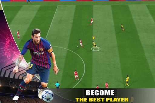 Football Star Cup 2019: Soccer Champion League  άμαξα προς μίσθωση screenshots 2