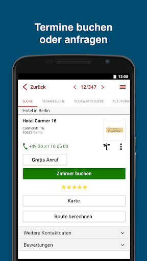 Das Telefonbuch with caller ID and spam protection 6.3.1 screenshots 4