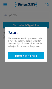 SiriusXM Dealer- screenshot thumbnail