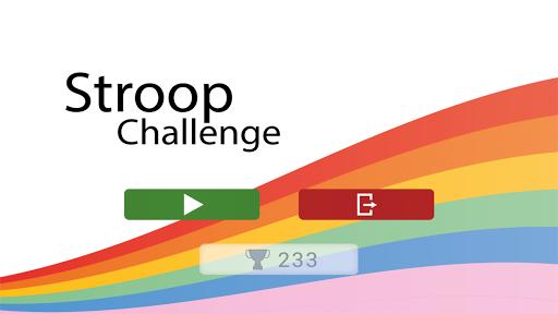 Stroop Challege - Mind Game