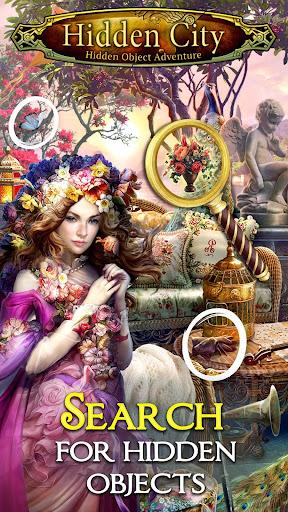 Hidden City: Hidden Object Adventure  captures d'u00e9cran 1