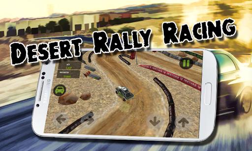Dirt Desert Rally Racing