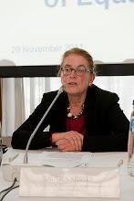 Photo: Laurien Koster, President of the (former) Dutch Equal Treatment Commission
