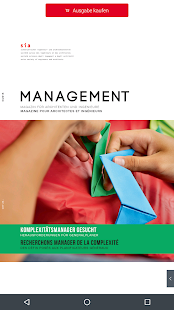 SIA Management Magazine- screenshot thumbnail