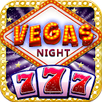 Vegas night: party slots Icon