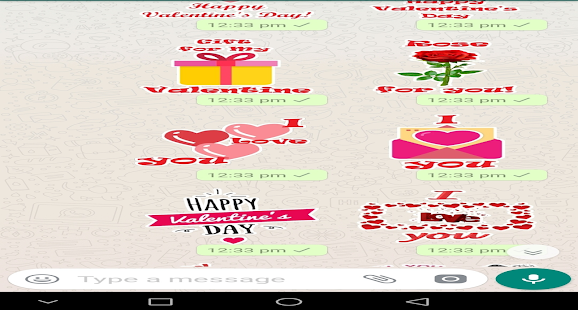 Download Love Stickers For PC Windows and Mac apk screenshot 3