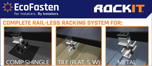 EcoFasten: Complete Solar Mounting Systems & Attachment Solutions