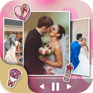 💍Wedding Slideshow With Music - Android Apps on Google Play