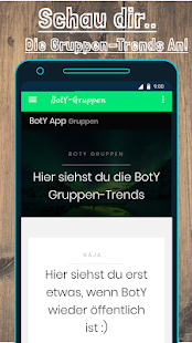 BotY App - Free / Trends, News, Themen & mehr Screenshot