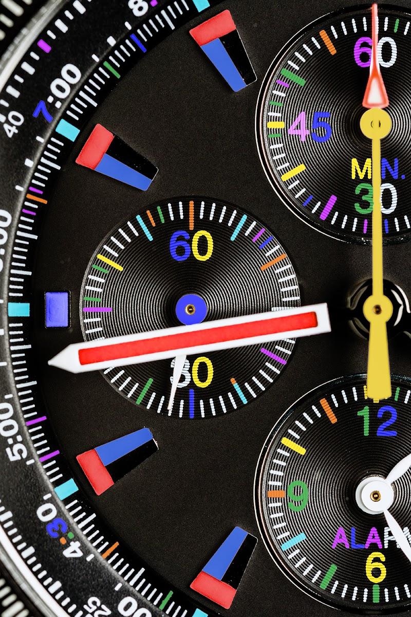 Scusi, sa l'ora? di Sergio Rapagnà