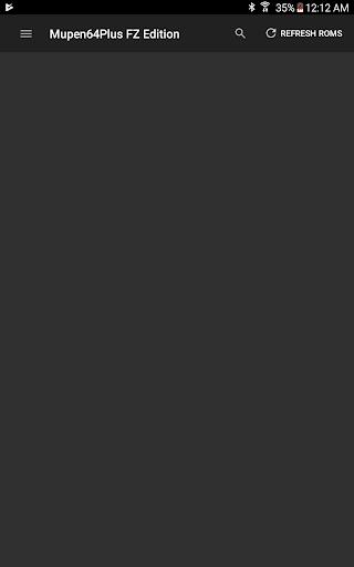 Mupen64Plus FZ (N64 Emulator) screenshot 8