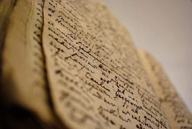 Leggendo manoscritti di Morrilwen