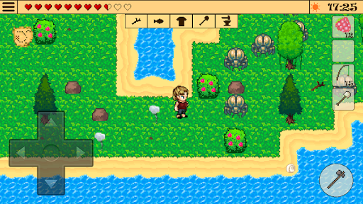 Survival RPG - Lost treasure adventure retro 2d 5.4.1 screenshots 8