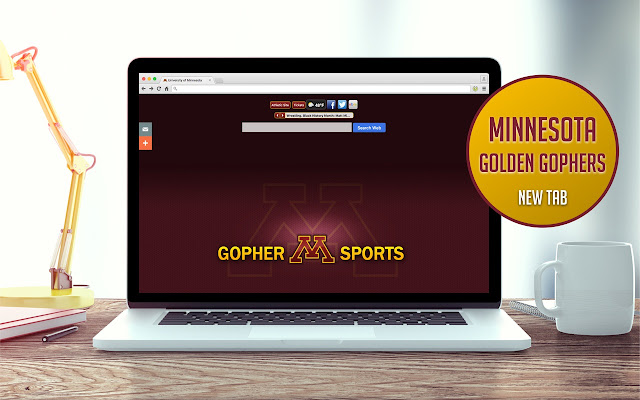 University of Minnesota New Tab