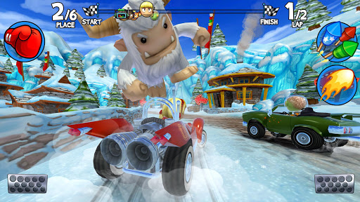 Beach Buggy Racing 2 screenshot 10