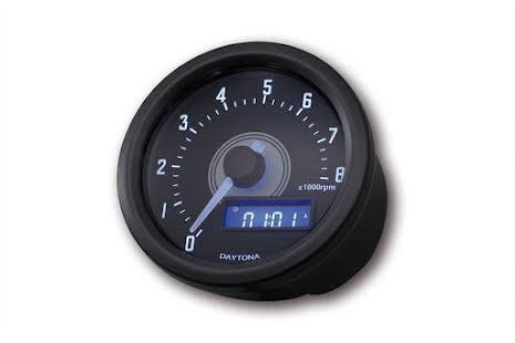Varvräknare 60mm digital 8000 rpm