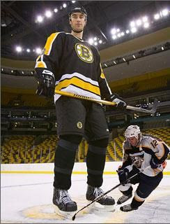 Zdeno Chara, Boston Bruins captain