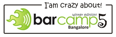 Barcamp Bangalore 5