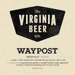 Virginia Beer Co. Waypost: Black