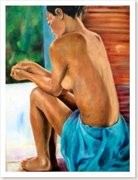 The Thinker, craftsmansgallery.co.za