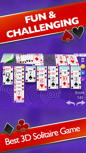 Solitaire 3D - Solitaire Game screenshots 3