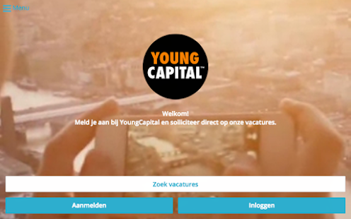 Vacatures zoeken YoungCapital- screenshot thumbnail