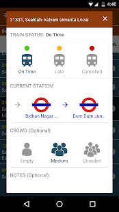RTT Kolkata: Best Offline Railway Time Table- screenshot thumbnail