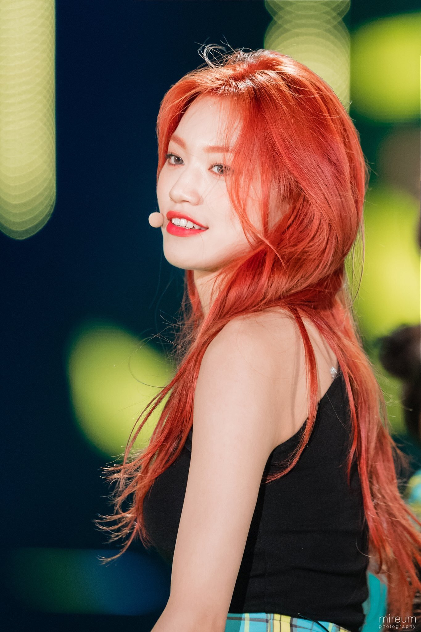 doyeon red
