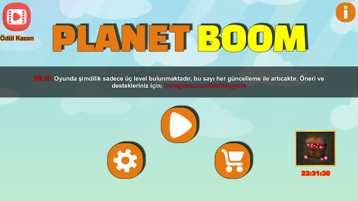 Planet Boom! screenshot 1