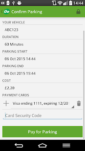 RingGo Parking- screenshot thumbnail