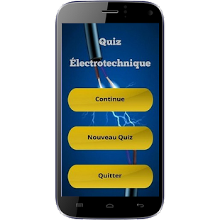 Quiz Électrotechnique- screenshot thumbnail