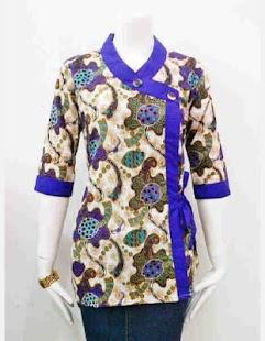 model baju batik kantor wanita screenshot thumbnail