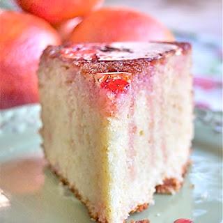 Semolina Blood Orange Upside Down Cake