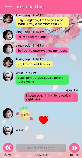BTS Messenger 3 (simulator)