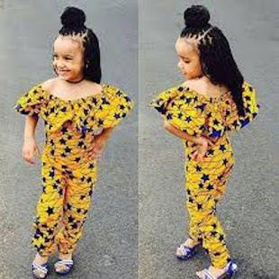 Bamako Kids Fashion Styles - náhled