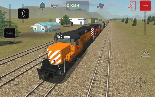 Train and rail yard simulator 1.0.3 screenshots 17