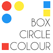 Box Circle Colour