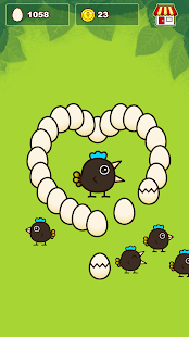 Happy Chicken Lays Eggs 2 - Dress Up - náhled