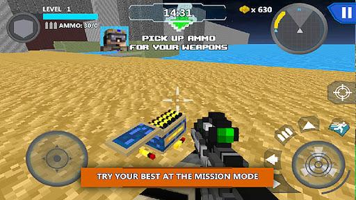 Cube Wars Battle Survival apkdebit screenshots 12