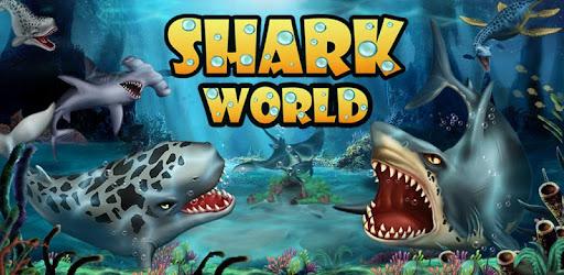 Sea Dinosaur Shark Fighting Breeding free park builder game