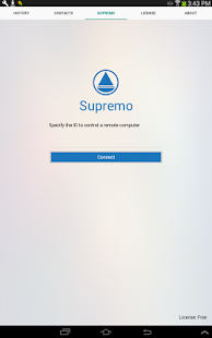 Supremo Remote Desktop- screenshot thumbnail