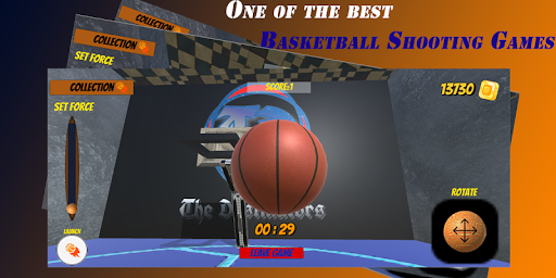 Basketball Shooter 3D - Best Ball Shooting Game android2mod screenshots 1