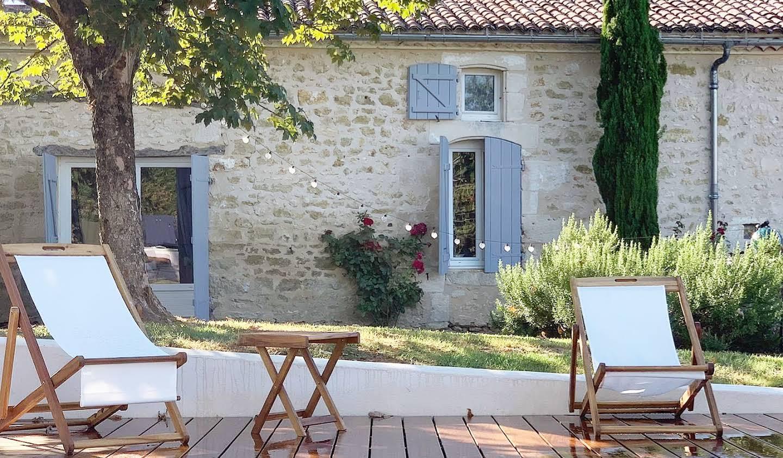 Villa avec jardin Virollet