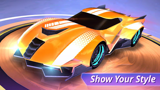 Overleague - Kart Combat Racing Game 2020 screenshots 5
