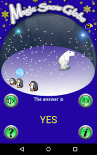 Magic Snow Globe Screenshot