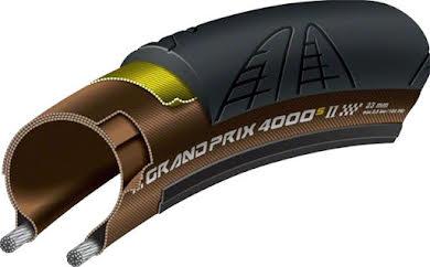 Continental Grand Prix 4000 S II Tire with Black Chili Rubber alternate image 3