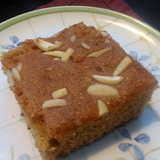 Fijian Honey Cake
